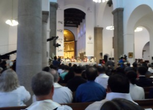 125th Anniversary Eucharist (13)